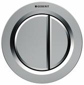 Кнопка смыва GEBERIT 116.042.21.1 HyTouchType 01
