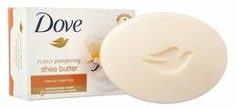 Крем-мыло кусковое Dove Объятия Нежности масло ши и аромат пряной ванили