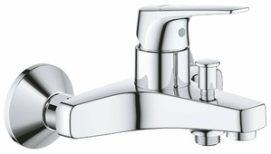 Однорычажный смеситель для ванны с душем Grohe BauFlow 23601000