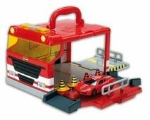 Bburago Парковка Ferrari Race&Play, 18-31201