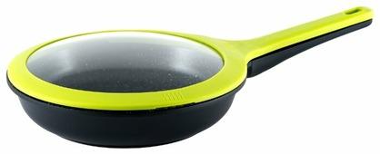 Сковорода GIPFEL PANORAMA 0611 24 см с крышкой