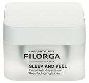 Filorga Sleep and Peel Ночной разглаживающий крем для лица