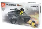 Конструктор Jie Star Second War 23058-1