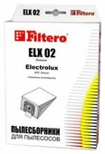 Filtero Мешки-пылесборники ELX 02 Эконом