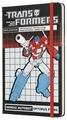 Блокнот Moleskine Transformers 130x210, 120 листов 1049006(LETFQP060OP)