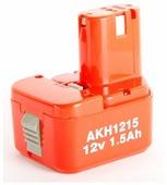 Аккумуляторный блок Hammer AKH1215 12 В 1.5 А·ч