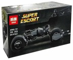 Конструктор Lepin Super Escort 07061 Bat-Pod Collector's