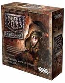 Настольная игра HOBBY WORLD Метро 2033