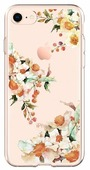 Чехол Spigen Liquid Crystal Aquarelle для Apple iPhone 7/iPhone 8 (054CS22783)