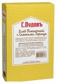 С.Пудовъ Смесь для выпечки хлеба Хлеб пикантный с семенами горчицы, 0.5 кг