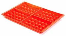 Форма для выпечки силиконовая BRADEX TK 0212 (28х18.5х1.5 см)