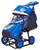 Санки-коляска Galaxy City-1