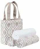 Guten Morgen набор полотенец в сумке Верано