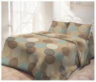 Постельное белье 2-спальное Самойловский текстиль Капучино 70 х 70 бязь