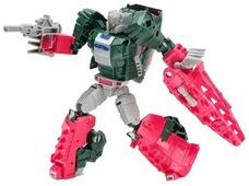 Трансформер Lubo Champsosaurs Robot Force (Deformation Era 5)