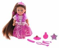 Кукла Simba Еви-длинные волосы 12 см в ассортименте 5737057