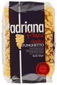 ADRIANA Макароны Pasta Classica Funghetto 33, 500 г