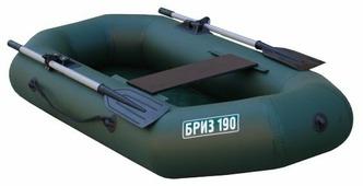 Надувная лодка BreezeBoat Бриз 190