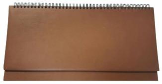 Планинг Проф-Пресс Глосс 56-1509 недатированный, искусственная кожа, 56 листов