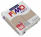 Полимерная глина FIMO Soft запекаемая тауп (8020-87), 57 г
