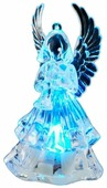 Елочная игрушка ErichKrause Ангел с подсветкой 9.5 см (43708)