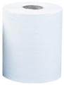 Полотенца бумажные Merida Top Maxi белые двухслойные RTB101