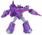 Трансформер Hasbro Transformers Шоквейв. Warrior Class (Кибервселенная) E1903