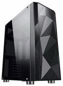 Компьютерный корпус Formula F-3401 w/o PSU Black