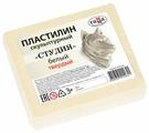 Пластилин ГАММА Студия твердый белый 500 г (2.80.Е050.003.1)