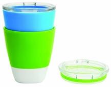 Комплект посуды Munchkin Цветные стаканчики (11259)