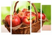 Модульная картина KARTINA style Яблочный спас