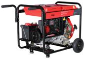 Дизельный генератор Fubag DS 7000 DA ES (5000 Вт)