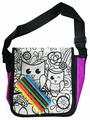 Color Kit Сумка-раскраска Совята (SU001)