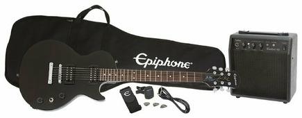 Электрогитара Epiphone Les Paul Player Pack