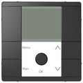 Таймер Schneider Electric Merten D-Life MTN5755-6034, антрацит