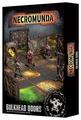 Миниатюры Games Workshop Necromunda Bulkhead Doors