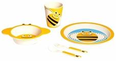Комплект посуды Eco Baby Пчелка