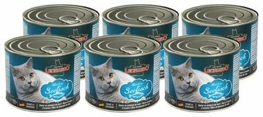 Корм для кошек Leonardo Quality Selection с Морской Рыбой