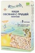 Каша Fleur Alpine молочная овсяная с грушей (с 5 месяцев) 200 г
