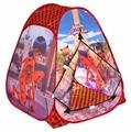 Палатка Играем вместе Леди Баг и Суперкот конус в сумке GFA-LB01-R