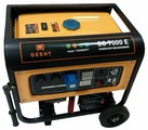 Бензиновый генератор Gesht GG7000E (7000 Вт)