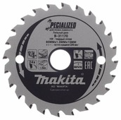 Пильный диск Makita Specialized B-31170 85х15 мм
