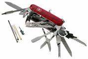Нож многофункциональный VICTORINOX Swiss Champ XLT (49 функций)