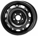 Колесный диск Magnetto Wheels 14016 5x14/5x100 D57.1 ET35 Black