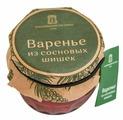Варенье Косьминский гостинец из сосновых шишек, банка 160 г