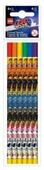 LEGO цветные карандаши Movie 2, 6 цветов (52304)