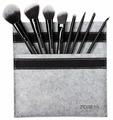 Набор кистей Zoreya Cosmetics Professional Makeup Brush Set ZZ8, 8 шт.