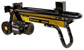 Champion LSH5001, Дровокол, 2,2 кВт, 5 тонн, 45,4кг, насадк. для колки на 4 части