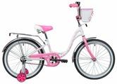 Детский велосипед Novatrack Butterfly 20 (2019)