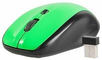 Мышь Tracer Stone Silver Green USB